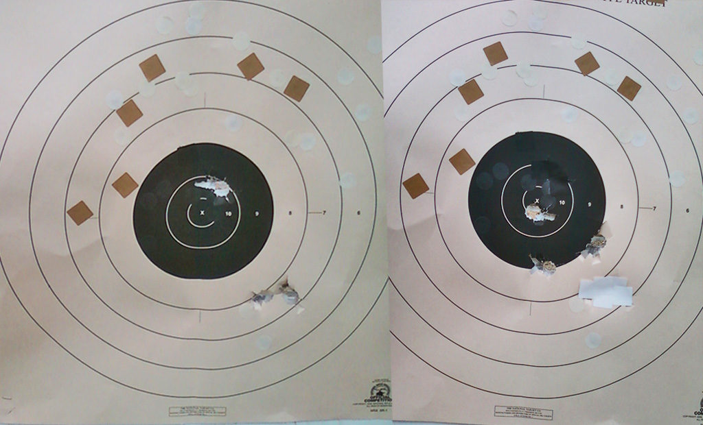 Slug Groups, Heavy Trigger, 50yds